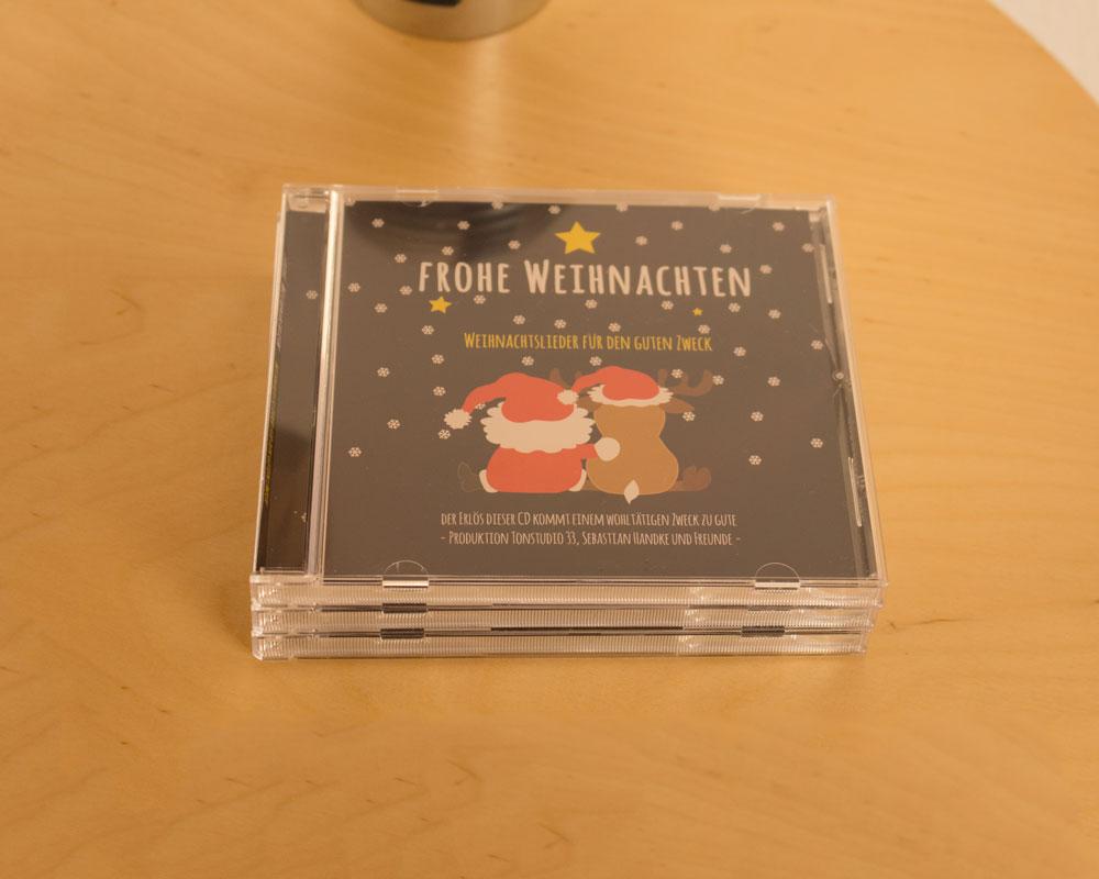Frohe Weihnachten - Weihnachtslieder für den guten Zweck