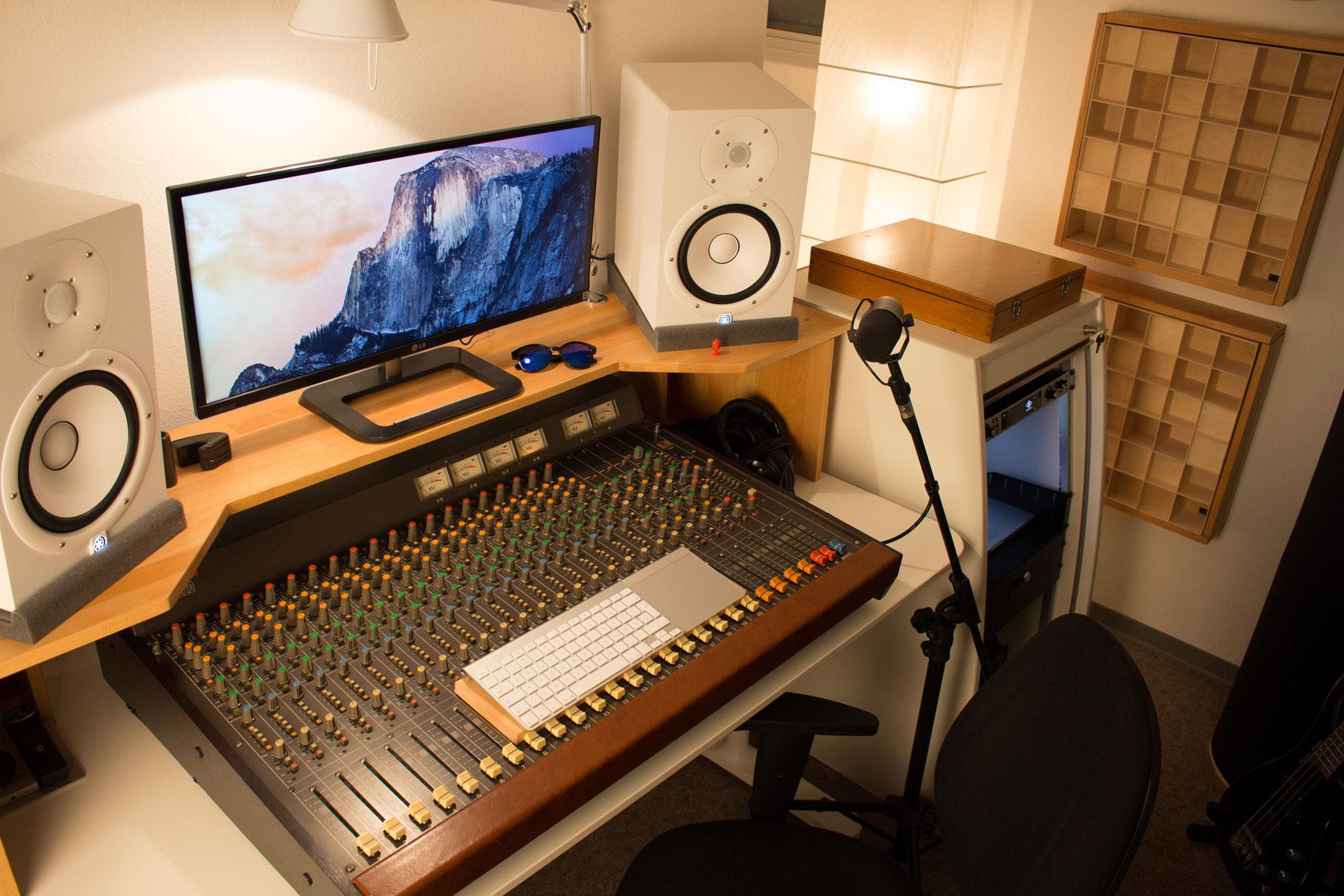 Tonstudio33 - Musikproduktion Mixing Mastering